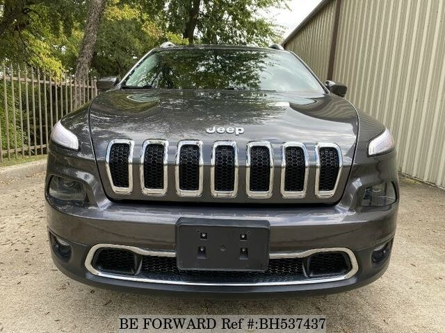 Used 2015 JEEP CHEROKEE BH537437 for Sale