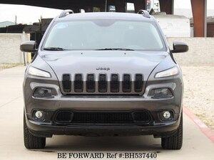 Used 2018 JEEP CHEROKEE BH537440 for Sale