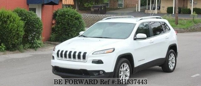 Used 2017 JEEP CHEROKEE BH537443 for Sale