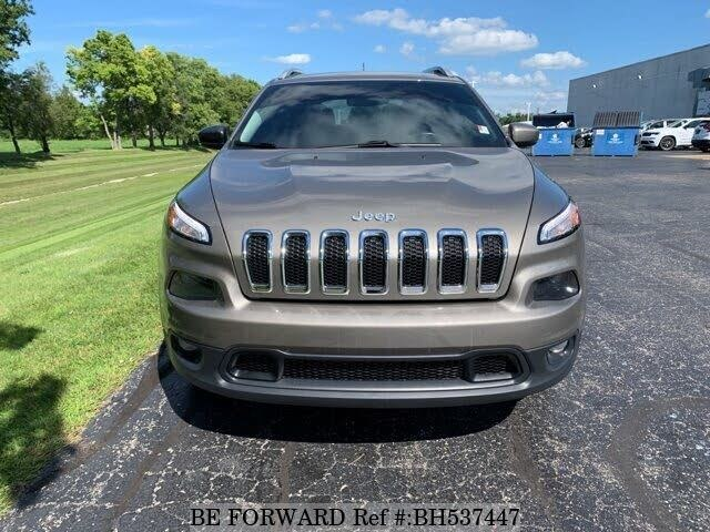 Used 2016 JEEP CHEROKEE BH537447 for Sale