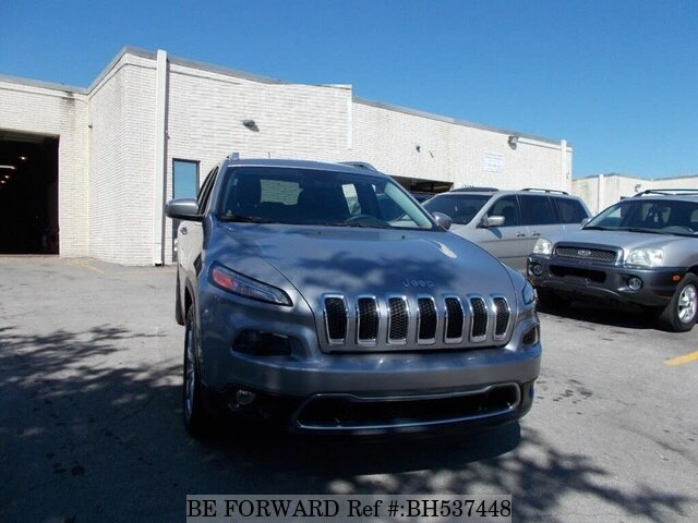Used 2015 JEEP CHEROKEE BH537448 for Sale