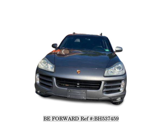 Used 2008 PORSCHE CAYENNE BH537459 for Sale