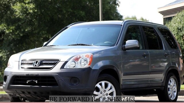 Used 2005 HONDA CR-V BH537463 for Sale