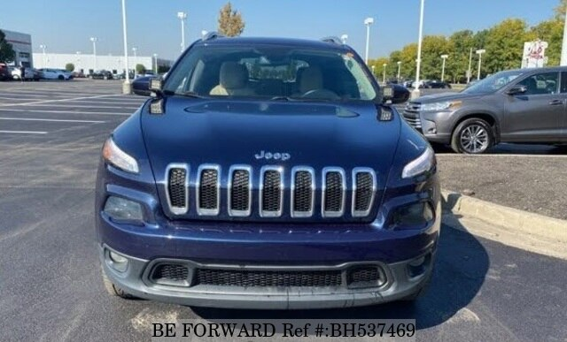 Used 2016 JEEP CHEROKEE BH537469 for Sale