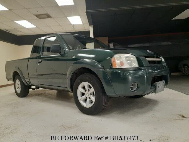 Used 2001 NISSAN FRONTIER BH537473 for Sale