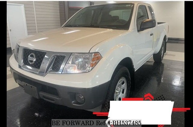 Used 2014 NISSAN FRONTIER BH537485 for Sale