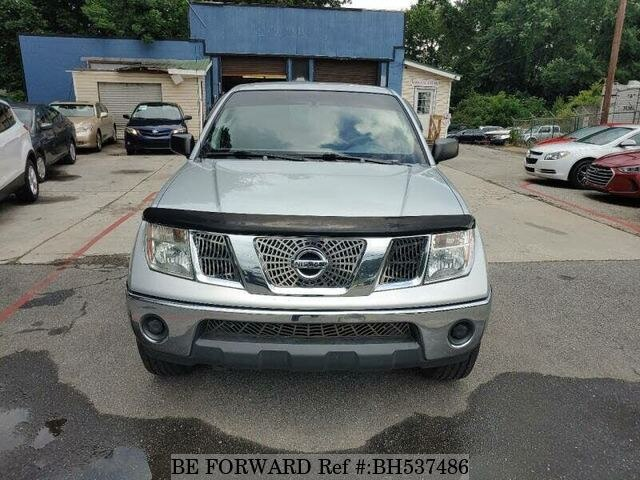 Used 2007 NISSAN FRONTIER BH537486 for Sale