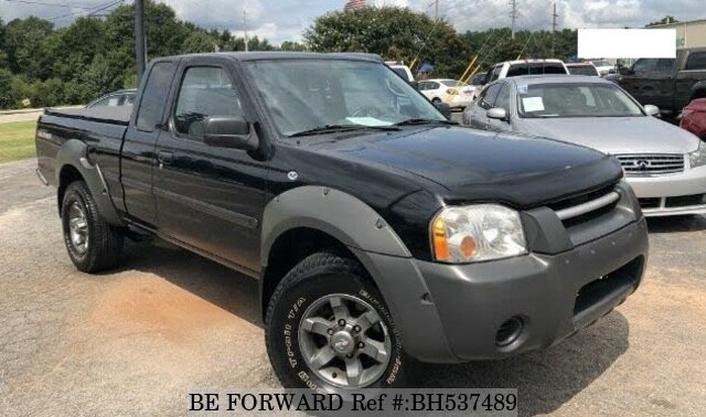 Used 2002 NISSAN FRONTIER BH537489 for Sale