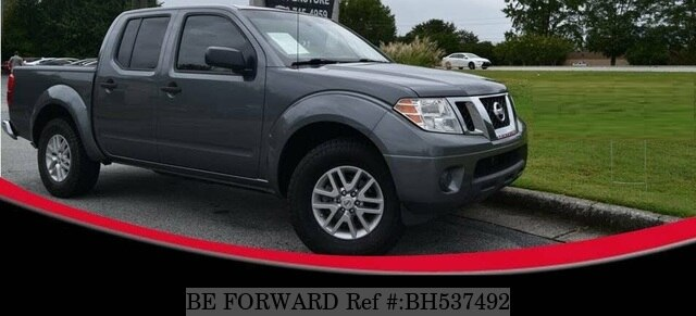 Used 2016 NISSAN FRONTIER BH537492 for Sale