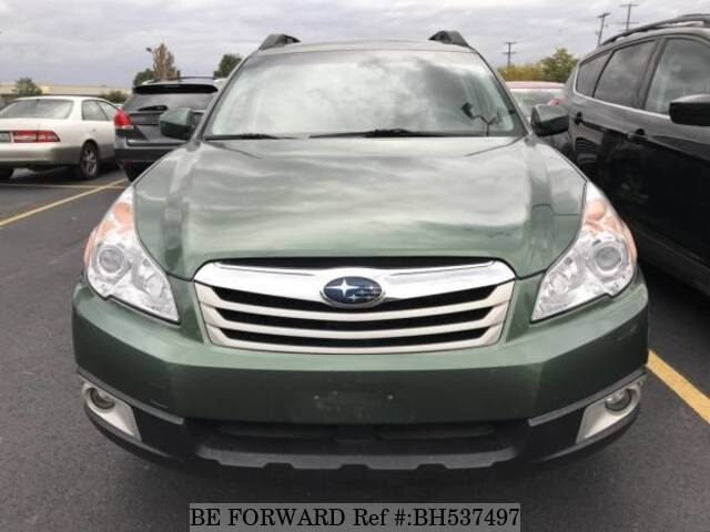 Used 2012 SUBARU OUTBACK BH537497 for Sale