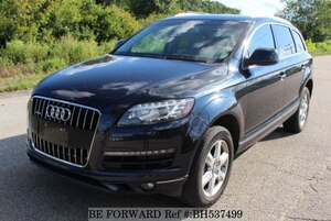 Used 2011 AUDI Q7 BH537499 for Sale
