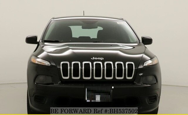 Used 2016 JEEP CHEROKEE BH537502 for Sale