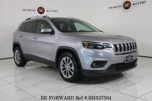 Used 2019 JEEP CHEROKEE BH537504 for Sale