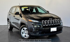 Used 2016 JEEP CHEROKEE BH537508 for Sale