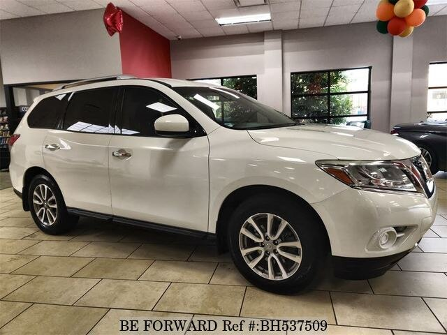 Used 2015 NISSAN PATHFINDER BH537509 for Sale