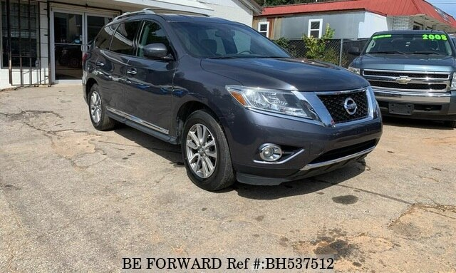 Used 2014 NISSAN PATHFINDER BH537512 for Sale