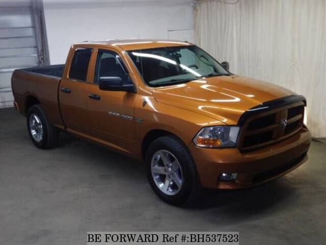 Used 2012 RAM 1500 BH537523 for Sale