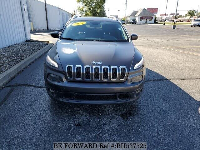 Used 2014 JEEP CHEROKEE BH537525 for Sale
