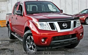 Used 2015 NISSAN FRONTIER BH537528 for Sale