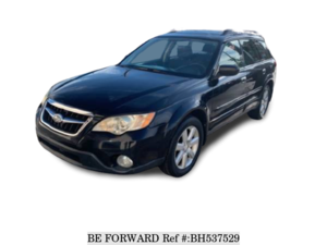 Used 2009 SUBARU OUTBACK BH537529 for Sale