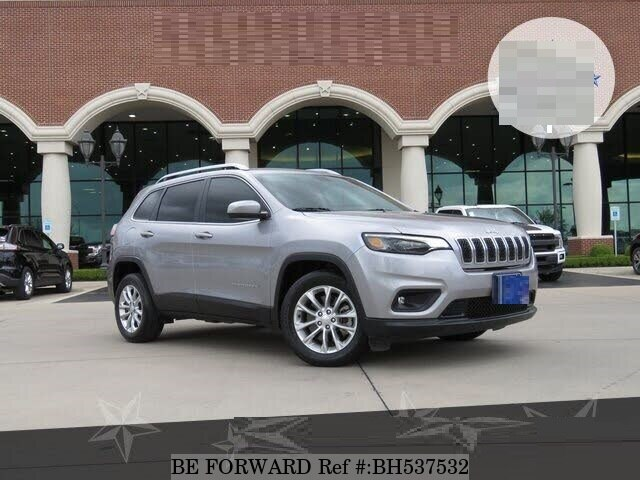 Used 2019 JEEP CHEROKEE BH537532 for Sale
