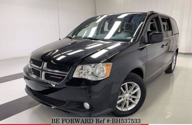 Used 2019 DODGE GRAND CARAVAN BH537533 for Sale