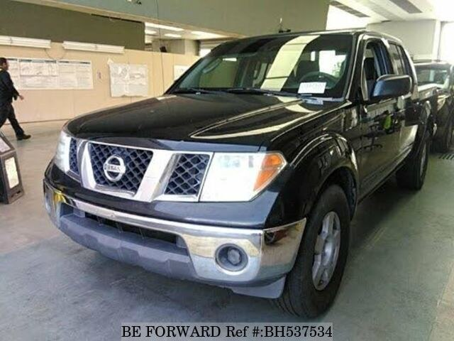 Used 2008 NISSAN FRONTIER BH537534 for Sale