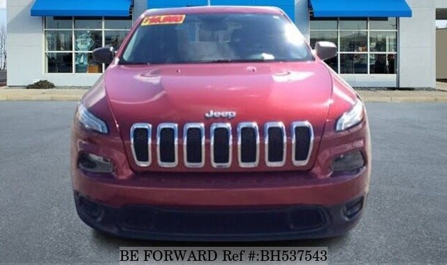 Used 2015 JEEP CHEROKEE BH537543 for Sale