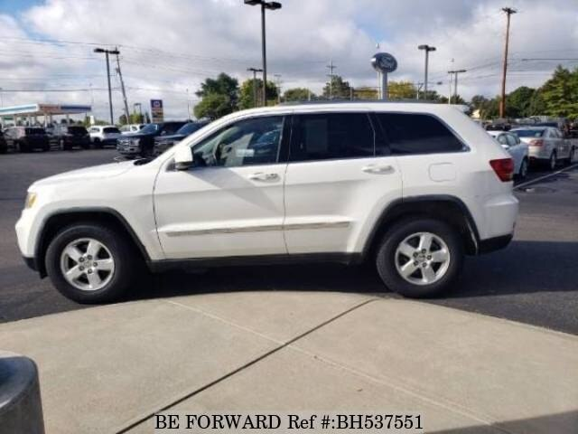 Used 2011 JEEP GRAND CHEROKEE BH537551 for Sale