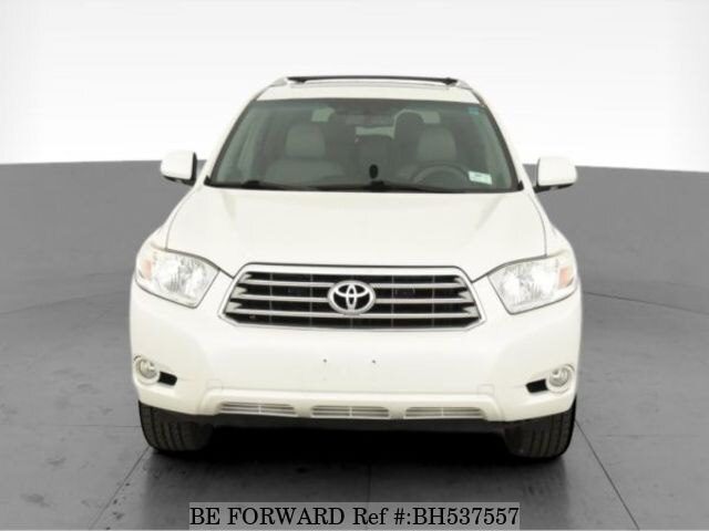 Used 2010 TOYOTA HIGHLANDER BH537557 for Sale