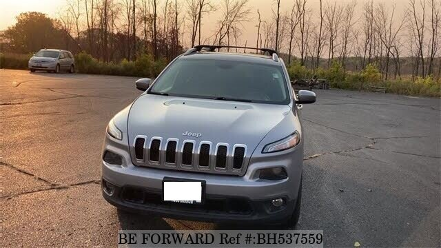 Used 2016 JEEP CHEROKEE BH537559 for Sale