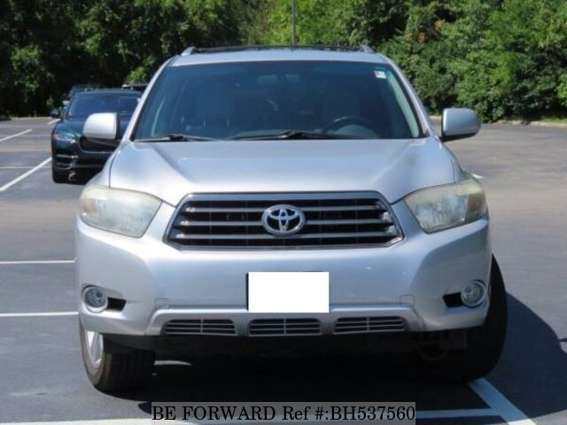Used 2009 TOYOTA HIGHLANDER BH537560 for Sale
