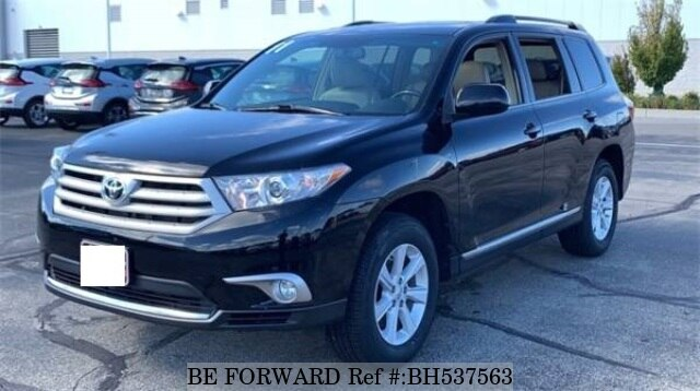 Used 2011 TOYOTA HIGHLANDER BH537563 for Sale