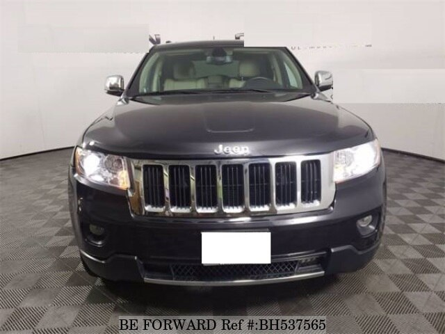 Used 2013 JEEP GRAND CHEROKEE BH537565 for Sale