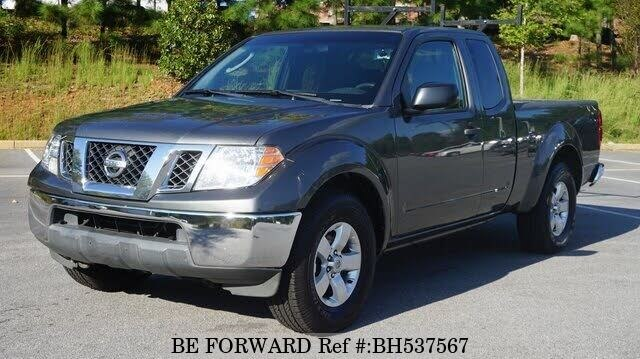 Used 2009 NISSAN FRONTIER BH537567 for Sale