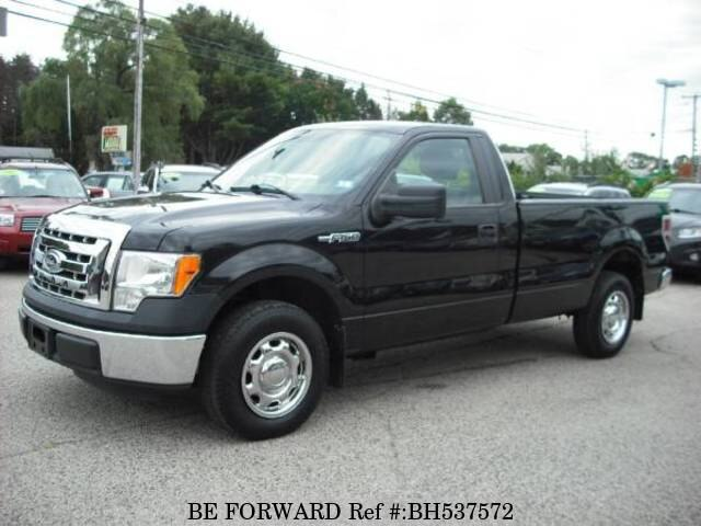 Used 2011 FORD F150 BH537572 for Sale