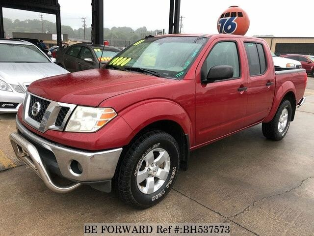 Used 2011 NISSAN FRONTIER BH537573 for Sale