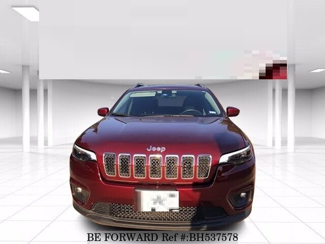 Used 2019 JEEP CHEROKEE BH537578 for Sale