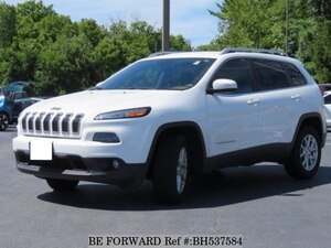 Used 2016 JEEP CHEROKEE BH537584 for Sale