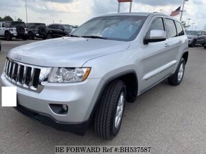 Used 2012 JEEP GRAND CHEROKEE BH537587 for Sale