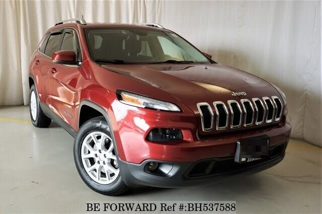 Used 2015 JEEP CHEROKEE BH537588 for Sale