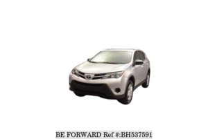 Used 2013 TOYOTA RAV4 BH537591 for Sale