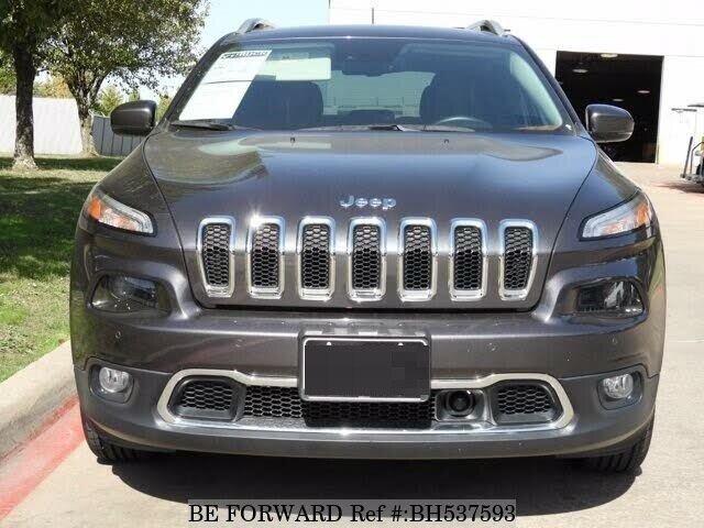 Used 2016 JEEP CHEROKEE BH537593 for Sale