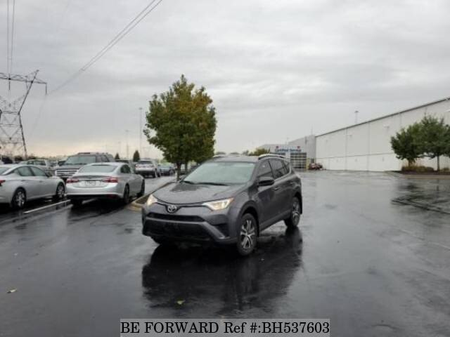 Used 2016 TOYOTA RAV4 BH537603 for Sale