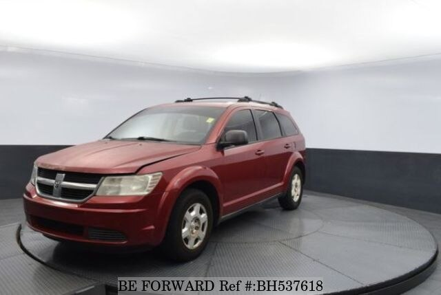 Used 2010 DODGE JOURNEY BH537618 for Sale