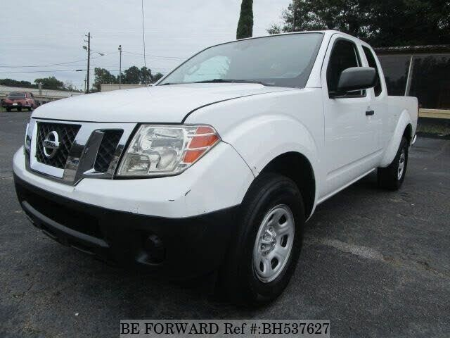 Used 2012 NISSAN FRONTIER BH537627 for Sale