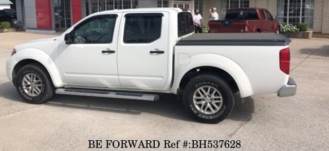 Used 2014 NISSAN FRONTIER BH537628 for Sale