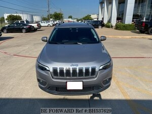 Used 2019 JEEP CHEROKEE BH537629 for Sale