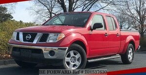 Used 2007 NISSAN FRONTIER BH537630 for Sale