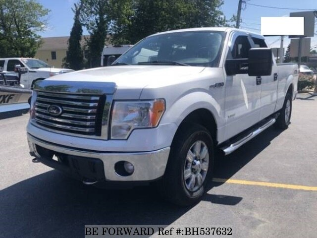 Used 2012 FORD F150 BH537632 for Sale